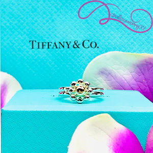 NWOT T&Co. Paloma Picasso Jolie Bead Flower Ring